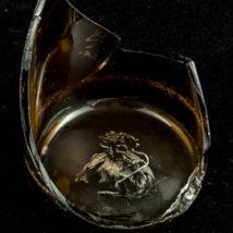 """imagen enlace al portafolio de la serie """"cunchos"""" realizada en colodión húmedo sobre objeto (fotografía química experimental)"""